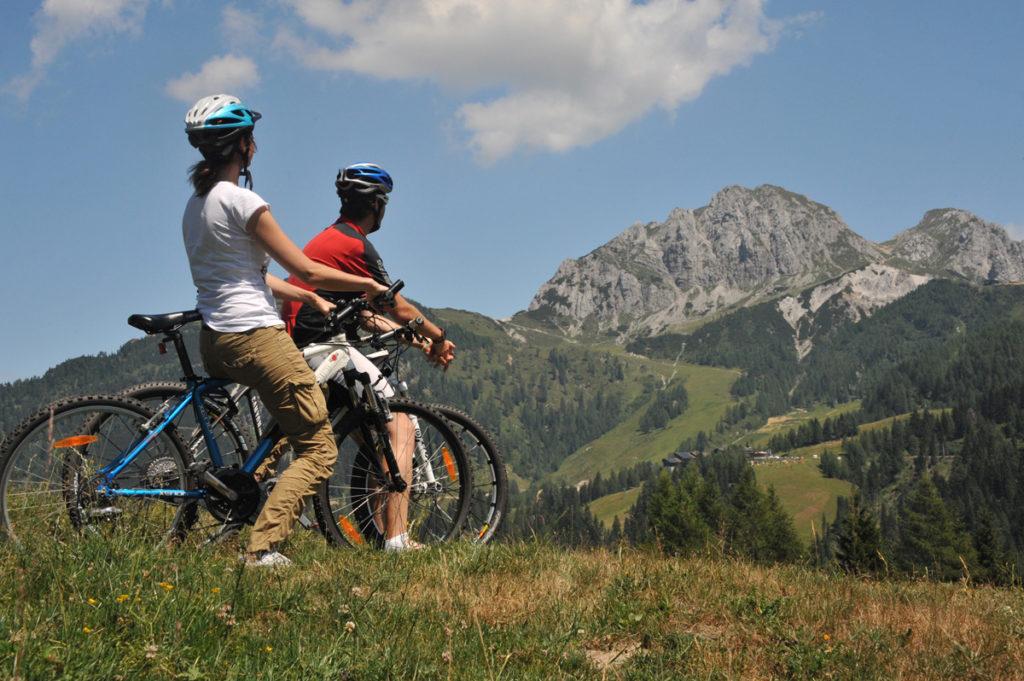 Mountainbiken Nassfeld Kärnten
