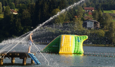 Erlebnispark Aktion Tower am Wasser